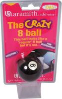 Aramith 8-ball, Crazy # 8, 57.2 mm