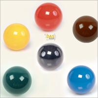 Losse ballen in kleur -  50.8mm