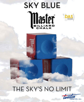 Master Sky/Tournament/Prestige Blue doosje 12 krijtjes (Kleur: Sky Blue)