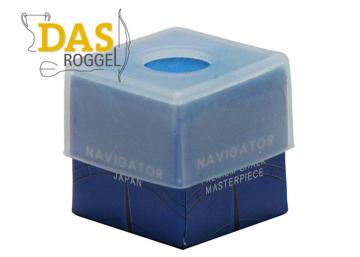 Navigator Premium krijt met houder blauw
