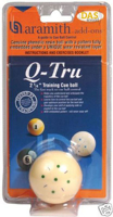 Aramith Q-tru trainingsbal 57.2 mm