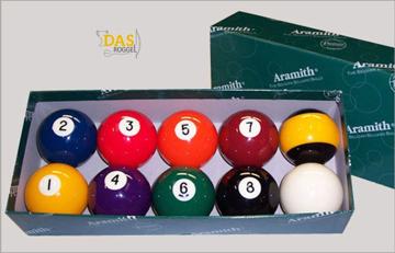 pool ballen Aramith Nineball 57,2mm