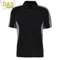 Poloshirt Gamegear Cooltex Active 938 Black Grey
