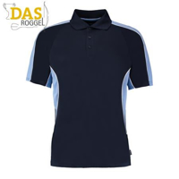 Poloshirt Gamegear Cooltex Active 938 Navy Light blue