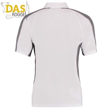Poloshirt Gamegear Cooltex Active 938 White Grey