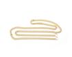 Hals Ketting  B- 85 cm  Goud